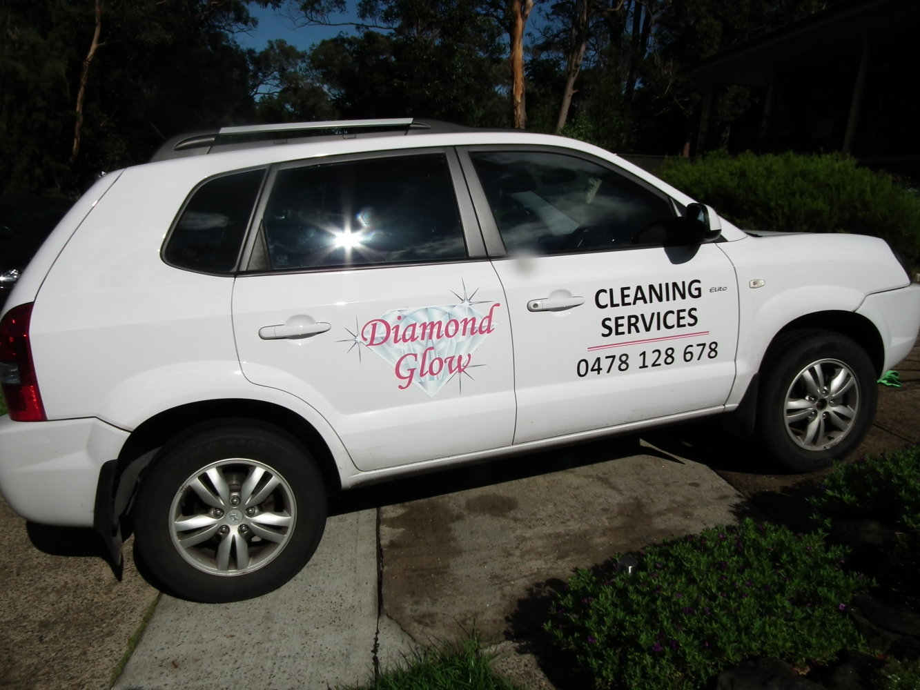 Diamond Glow Cleaning Services